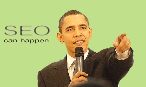 Obama Seo Can Happen