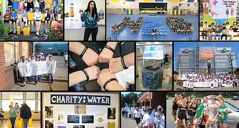 water charity
