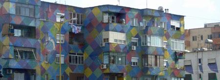 Tirana-bulding