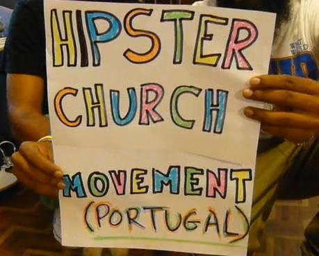 Hipster Church
