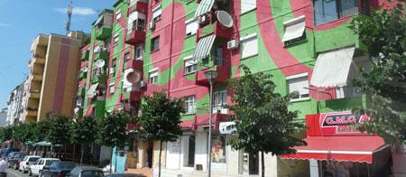 Tirana-apartments-albania