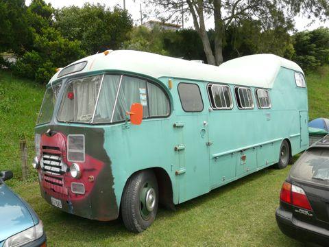 Parachute festival 2011 coolest bus