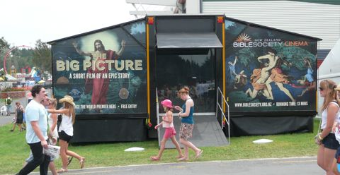 The big picture bible society at parachute 2011