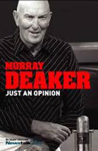 Murray Deaker