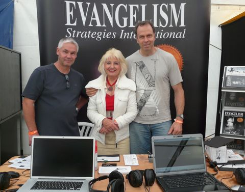 Evangelism strategies international - julian batchelor and team