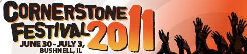 Cornerstone festival 2011