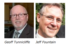 Geoff tunnicliffe and jeff fountain