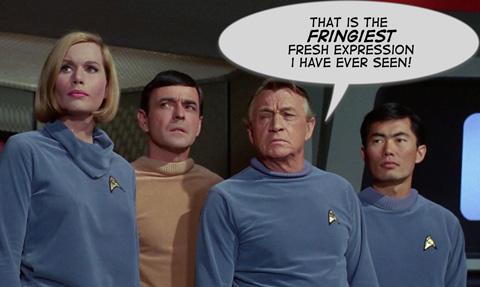Fringe expression
