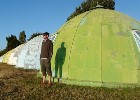 Andrew bulgaria round huts
