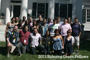 echoing green fellows 2011