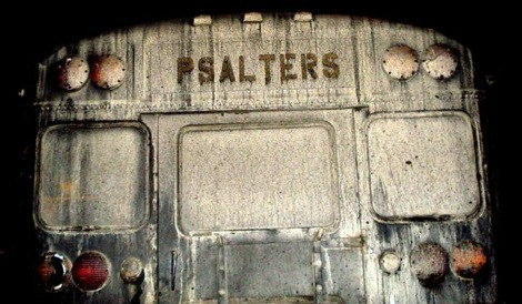 Psalters bus