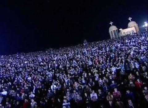 Egypt prayer 11 11 11