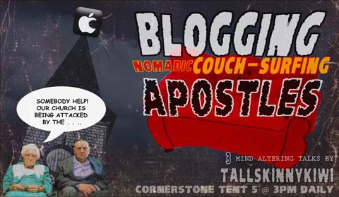 Festival talk cornerstone bloggers