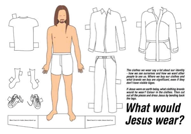 What would jesus wear