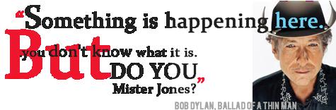 BOB DYLAN THIN MAN