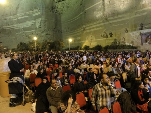 Day of prayer egypt 11 11 11