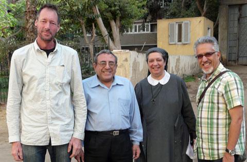 Cairo ministry