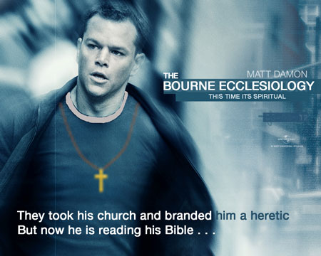 Bourne ecclesiology