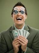 Pastors get rich money