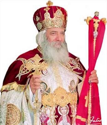 Pope shenoudaiii