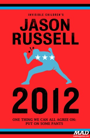Jason Russell Kony Poster