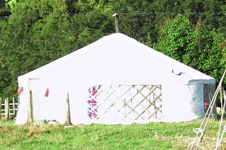Yurt jones