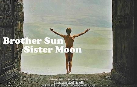 Francis assiss brother sun sister moon