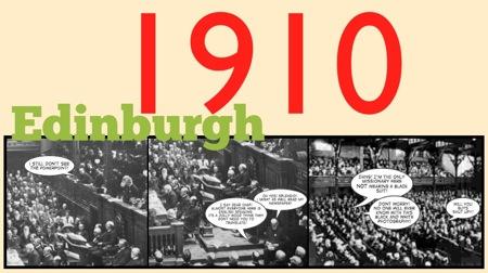 Edinburgh 1910 mission