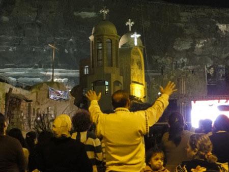 Egypt worship