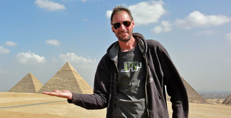 Pyramids egypt giza