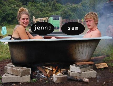 Sam and jenna name bath 600