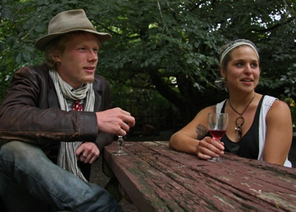 Sam and jenna wine600