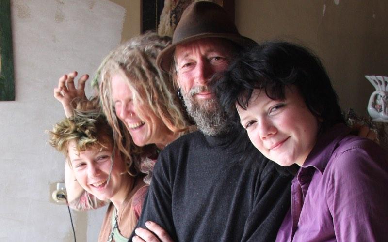 Jones family 2015