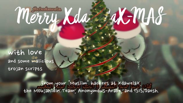 Delicious christmas card for xdawelx
