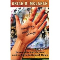 brian mclaren, everything must change