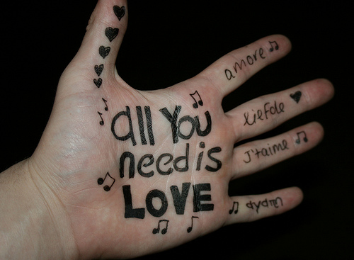 All You Neede
