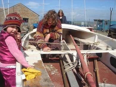 Debbieandkidsboat