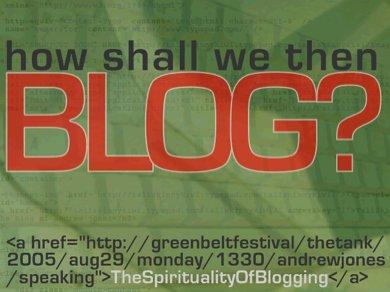 Howshallwethenblog