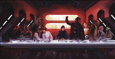 Starwarslastsupper