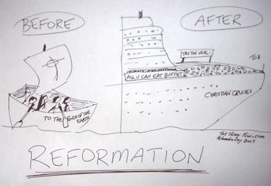 reformation pilgrimage