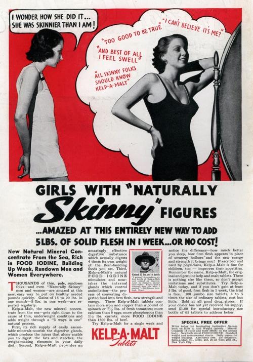 Xlg Skinny Girls-1